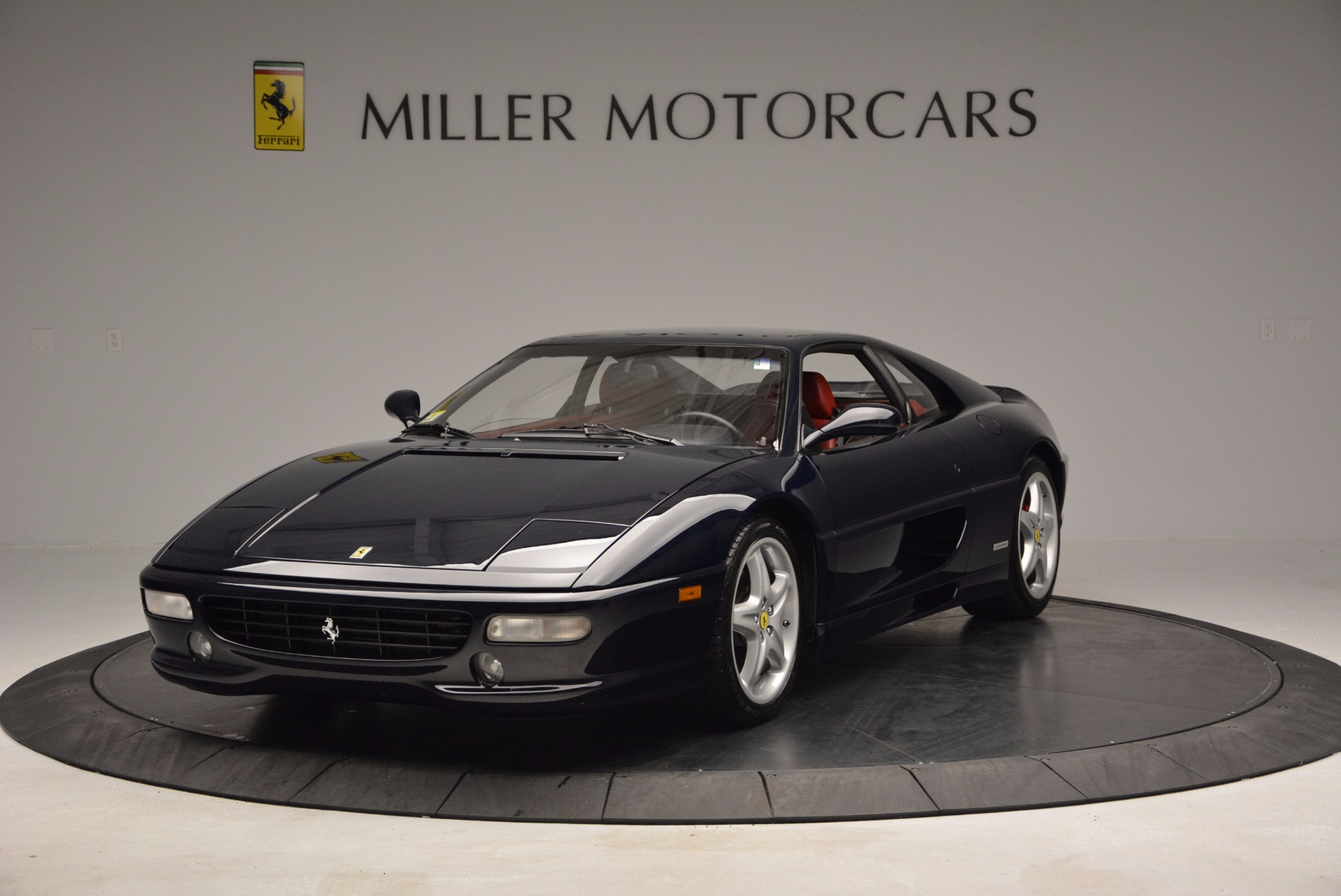 Used 1999 Ferrari 355 Berlinetta For Sale 0 In Greenwich, CT