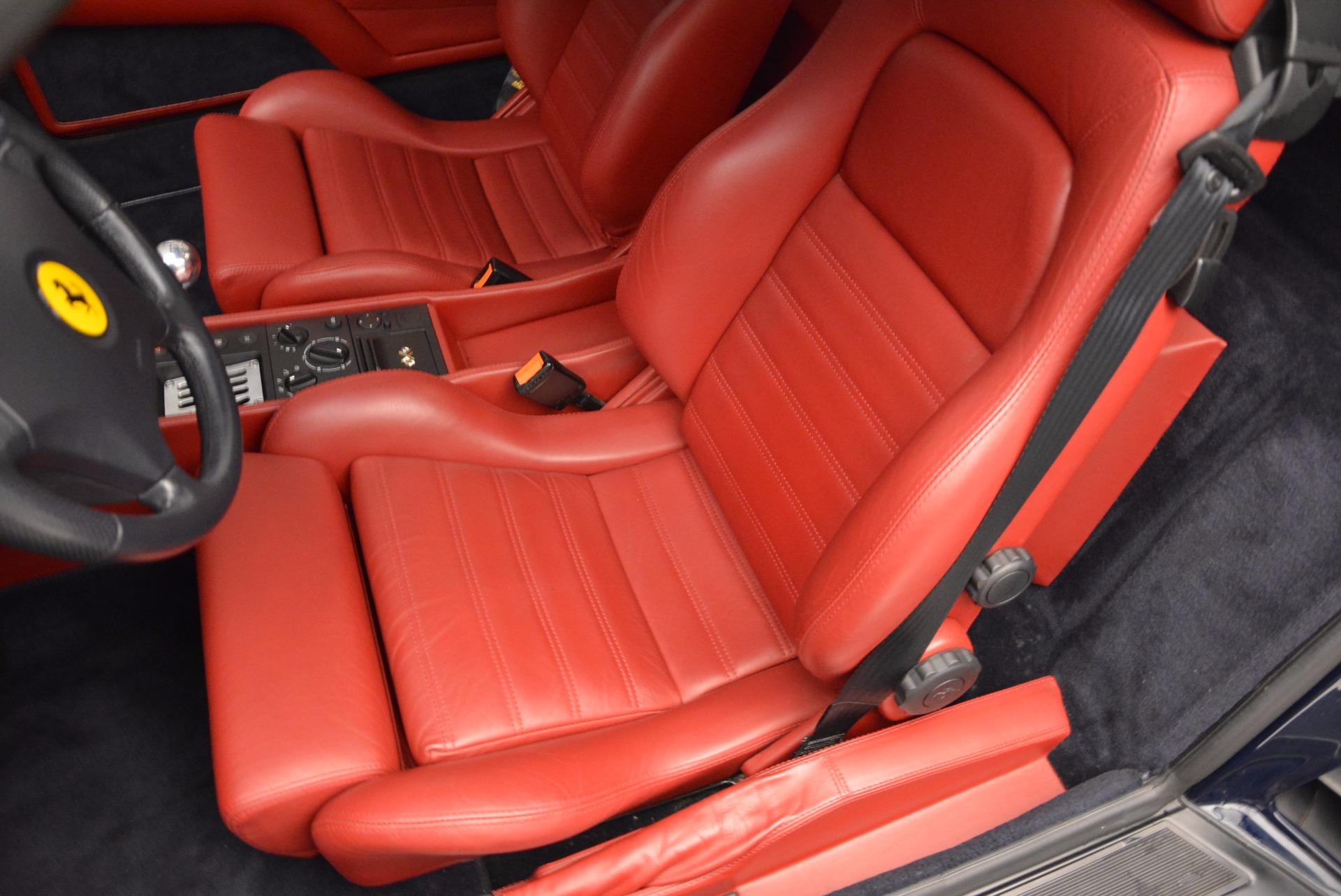 Used 1999 Ferrari 355 Berlinetta For Sale 0 In Greenwich, CT