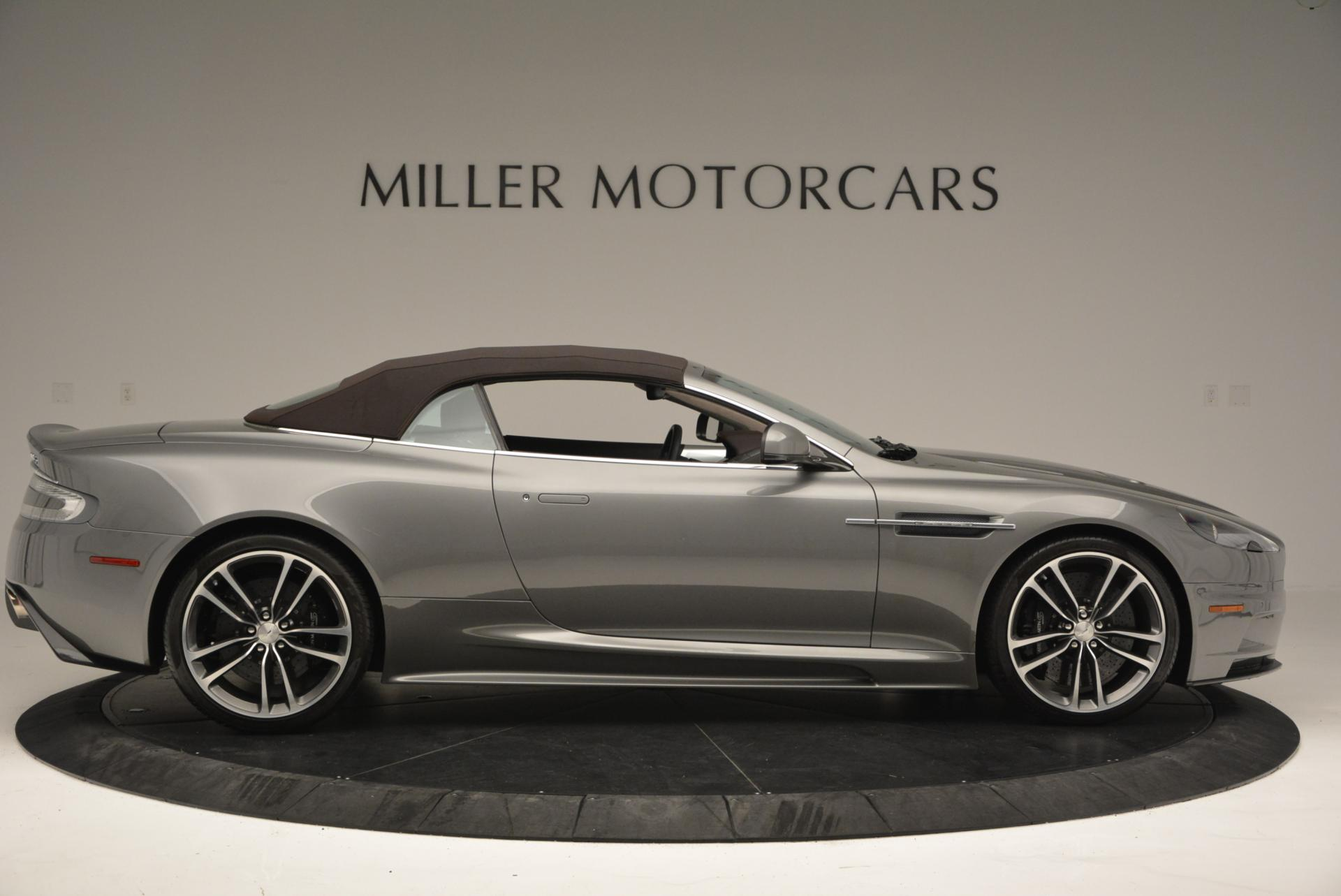 Used 2010 Aston Martin DBS Volante For Sale 0 In Greenwich, CT