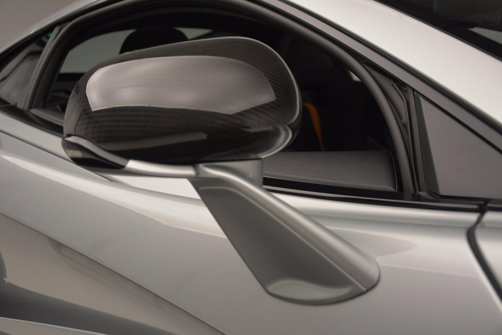 New 2017 McLaren 570GT  For Sale 0 In Greenwich, CT