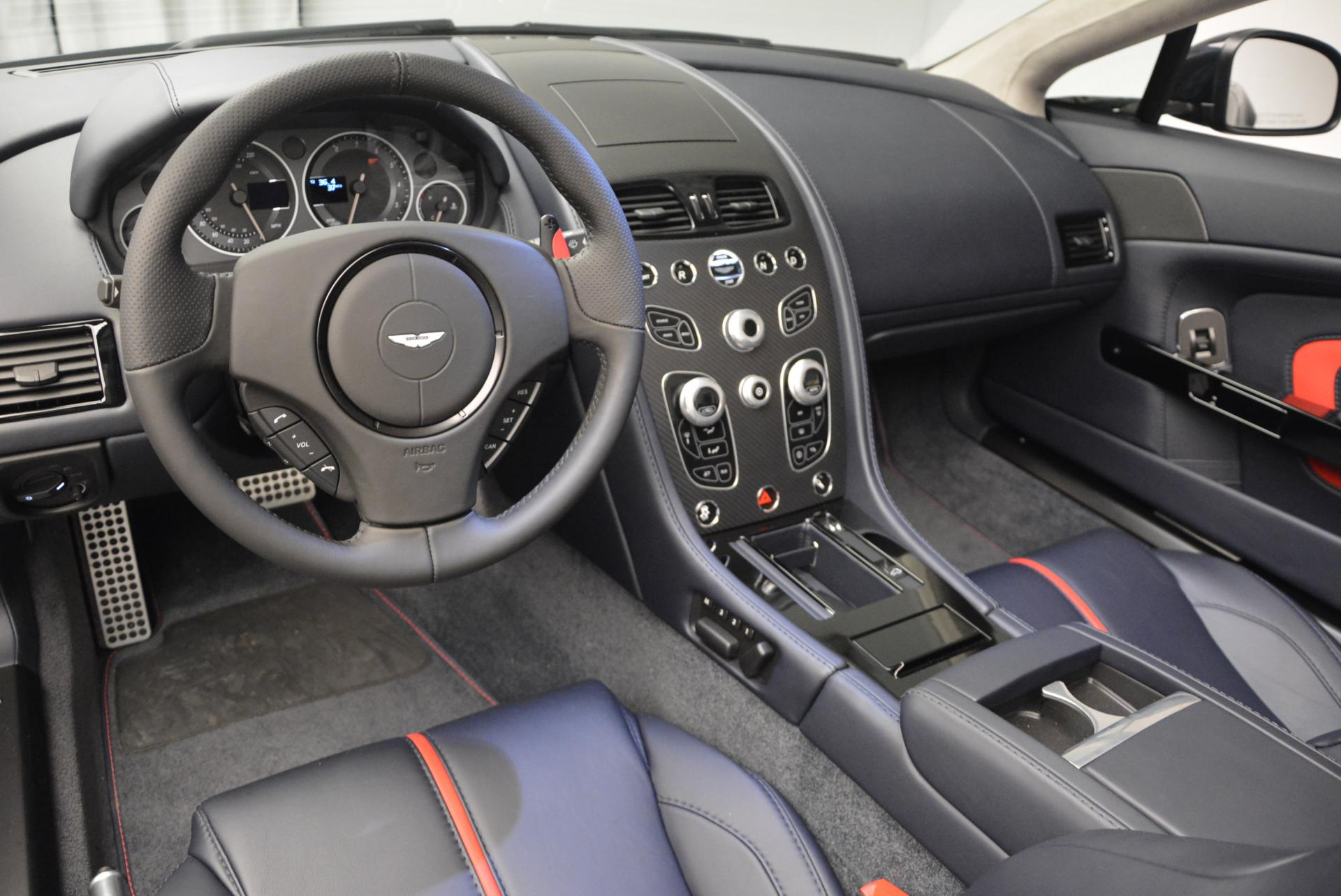 Used 2016 Aston Martin V12 Vantage S Convertible For Sale 128900 In Greenwich, CT