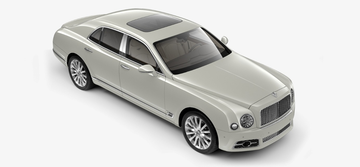 New 2017 Bentley Mulsanne  For Sale 0 In Greenwich, CT