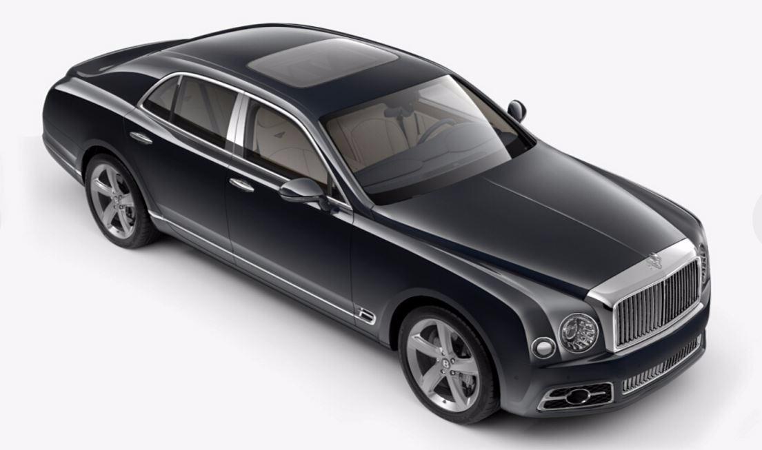 New 2017 Bentley Mulsanne Speed For Sale 0 In Greenwich, CT