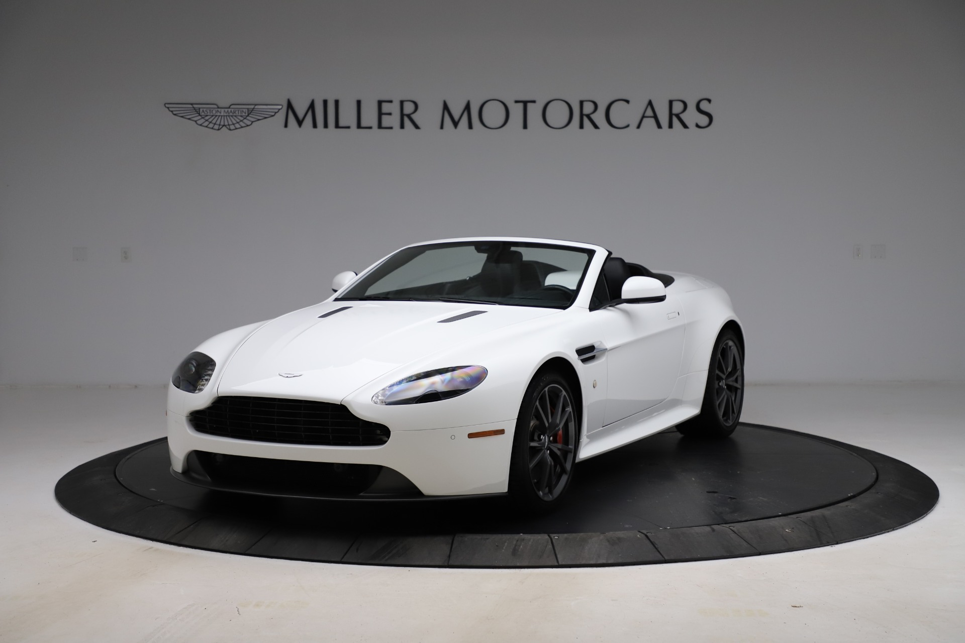 New 2015 Aston Martin Vantage GT GT Roadster For Sale 0 In Greenwich, CT