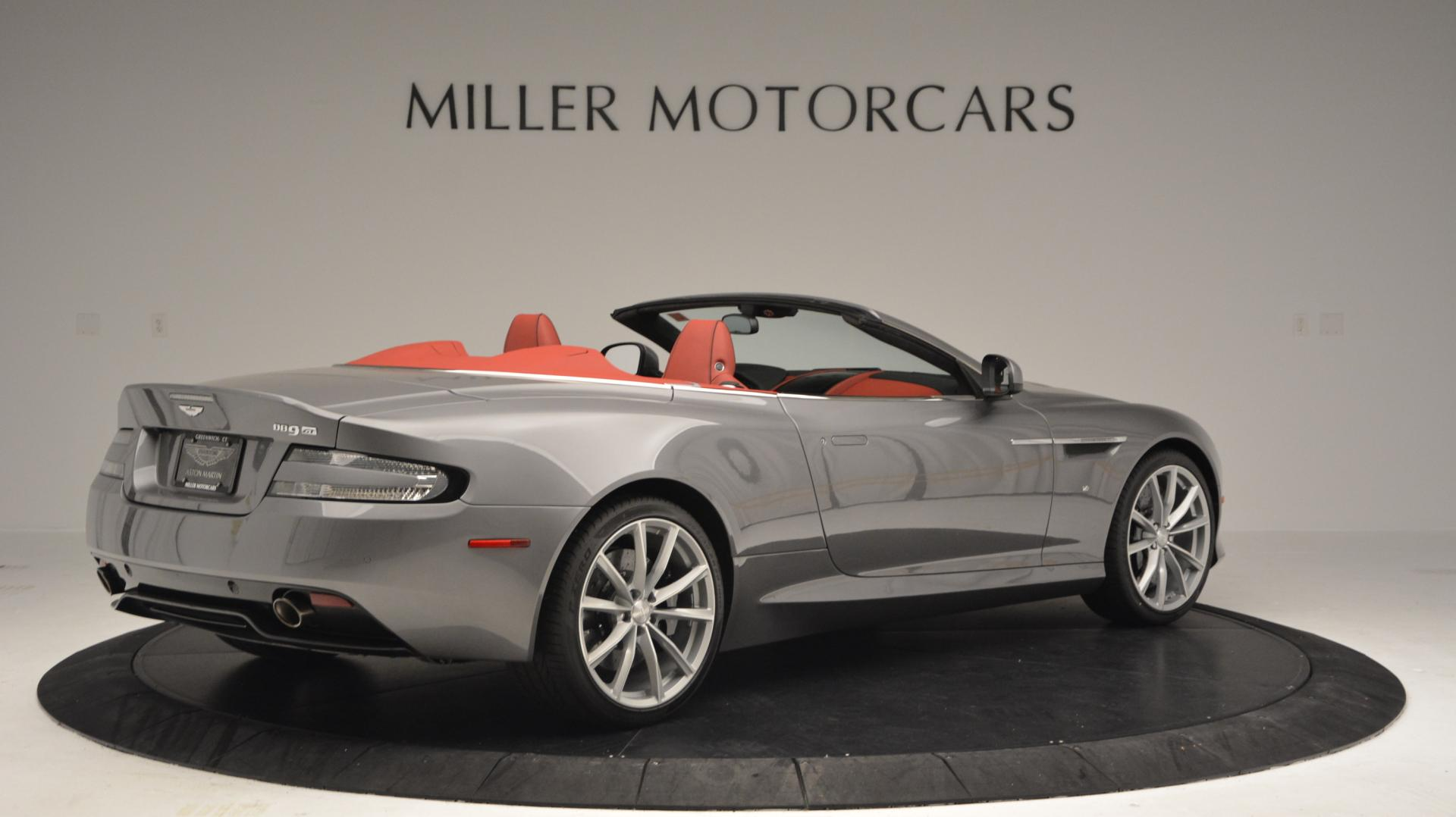 New 2016 Aston Martin DB9 GT Volante For Sale 0 In Greenwich, CT