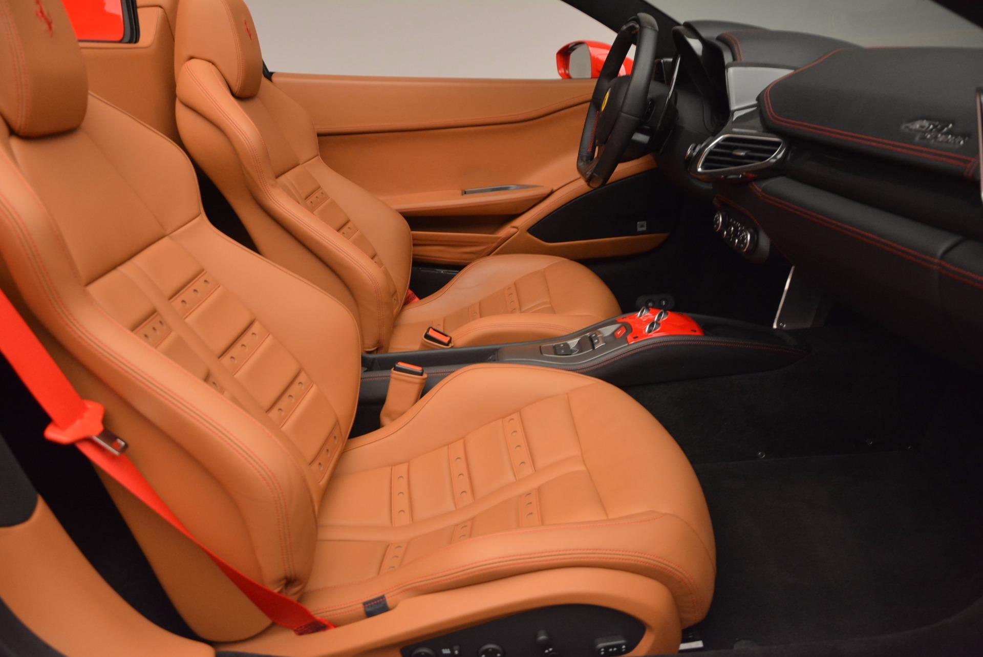 Used 2014 Ferrari 458 Spider  For Sale 0 In Greenwich, CT