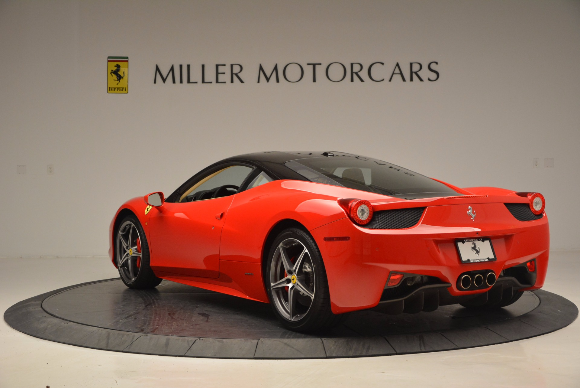 Used 2011 Ferrari 458 Italia  For Sale 0 In Greenwich, CT