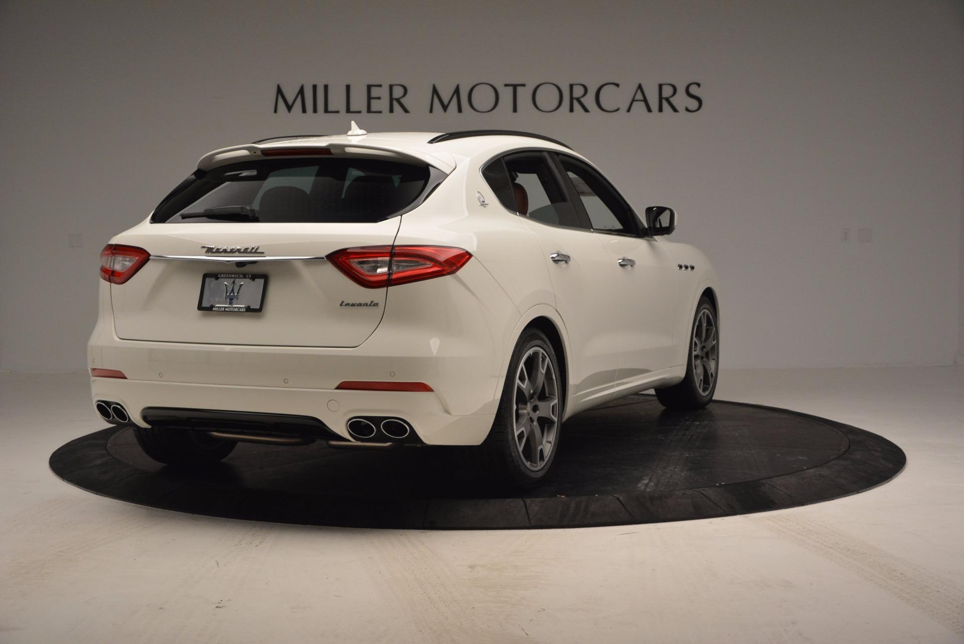 Used 2017 Maserati Levante Q4 For Sale 0 In Greenwich, CT