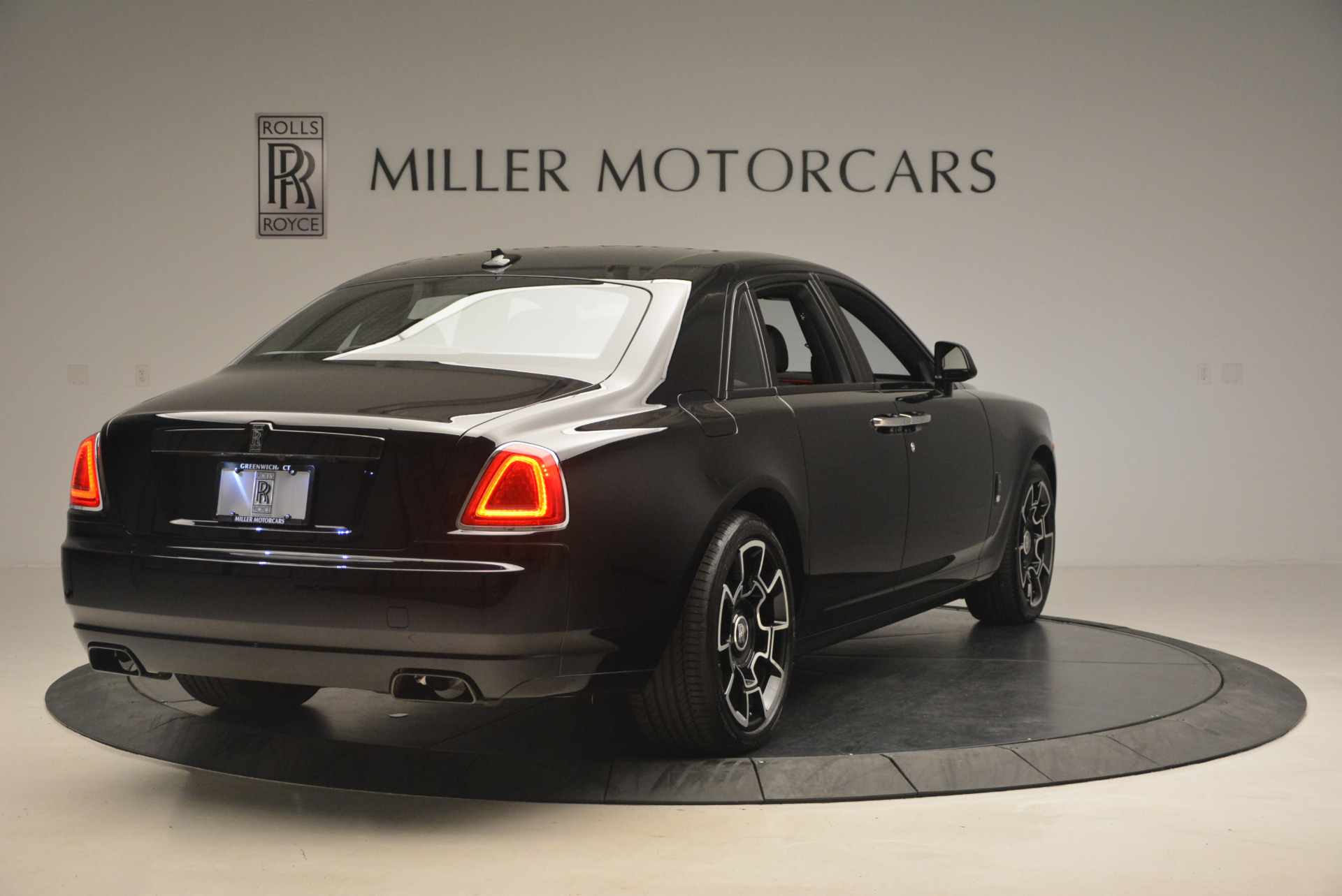 New 2017 Rolls-Royce Ghost Black Badge For Sale 0 In Greenwich, CT