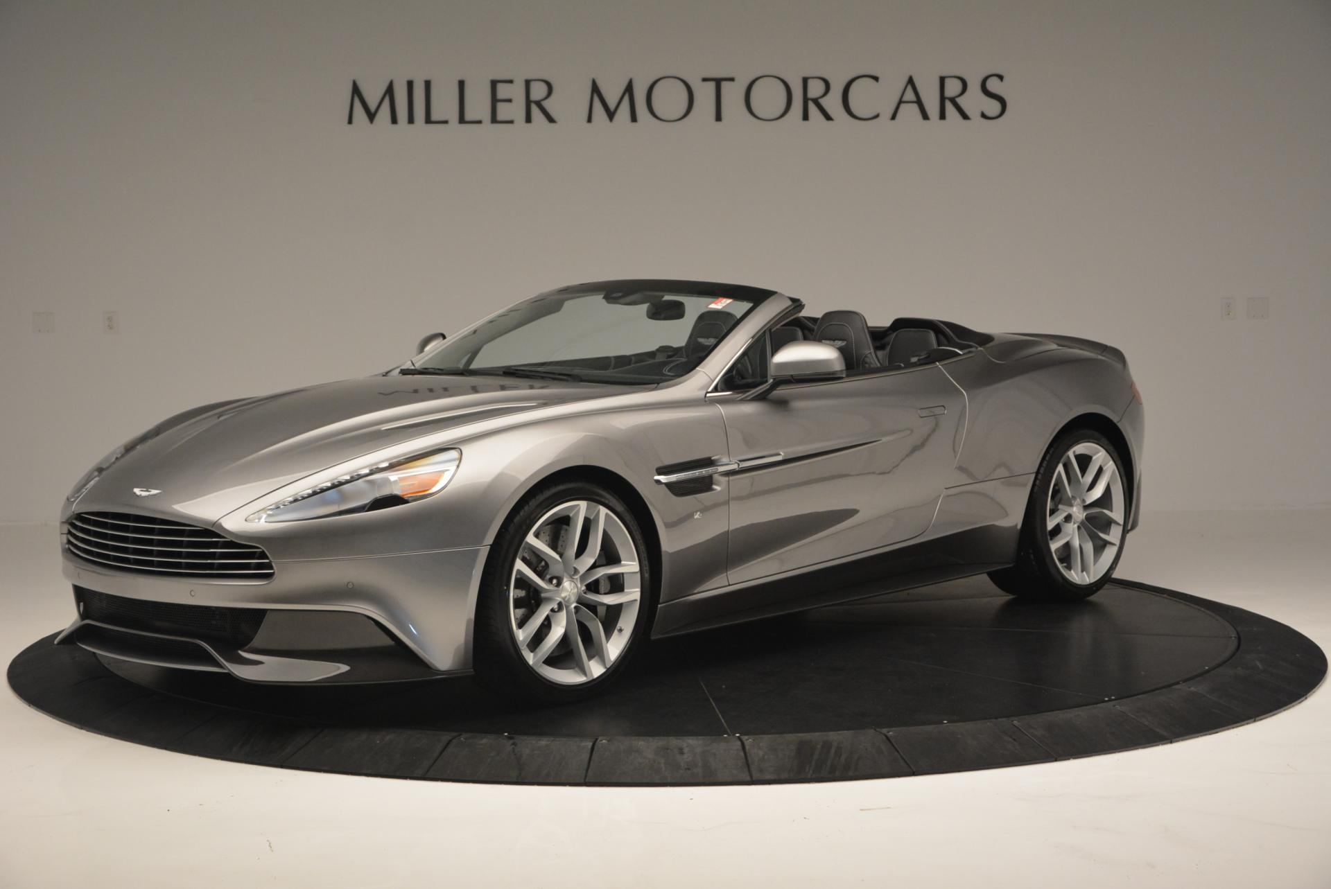 Used 2016 Aston Martin Vanquish Convertible For Sale 189900 In Greenwich, CT