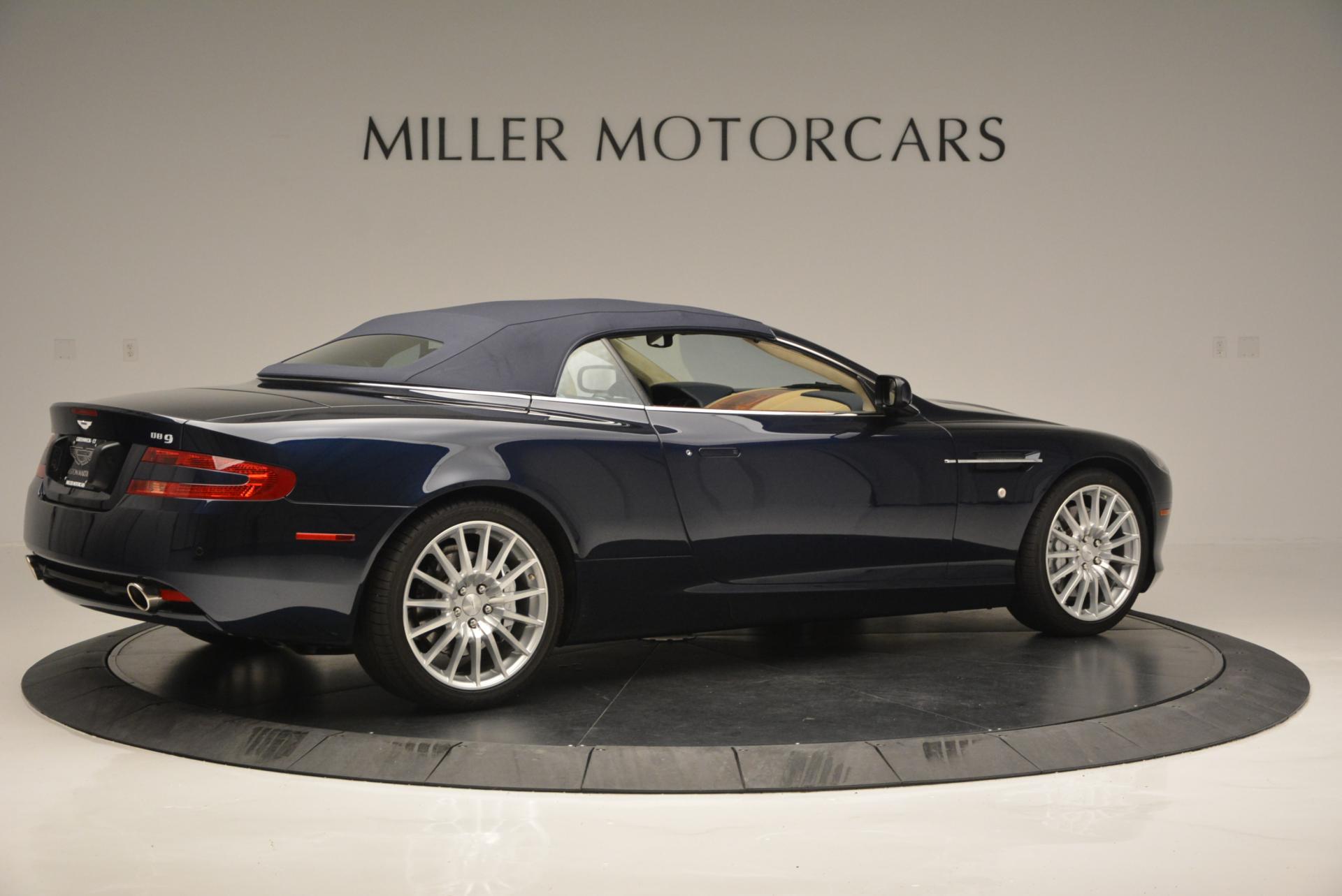 Used 2007 Aston Martin DB9 Volante For Sale 0 In Greenwich, CT