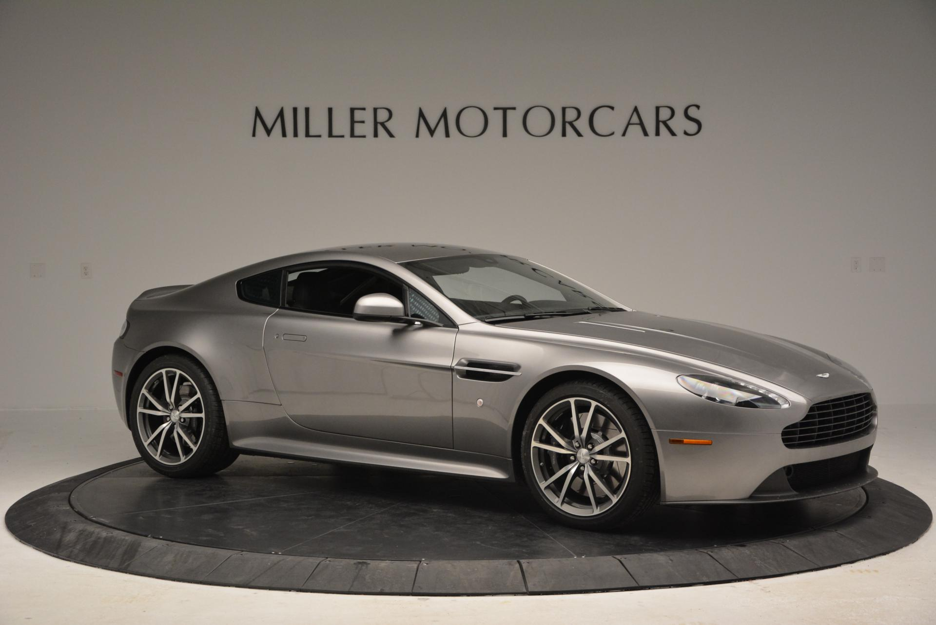 Used 2016 Aston Martin V8 Vantage GT Coupe For Sale 78900 In Greenwich, CT