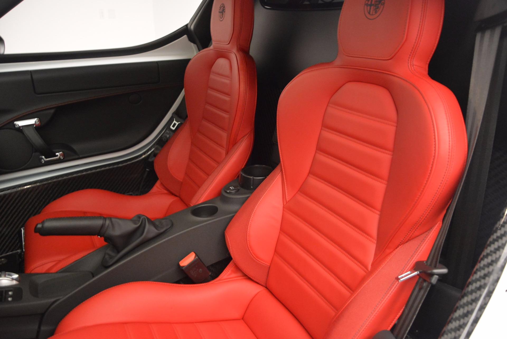 New 2016 Alfa Romeo 4C Coupe For Sale 0 In Greenwich, CT