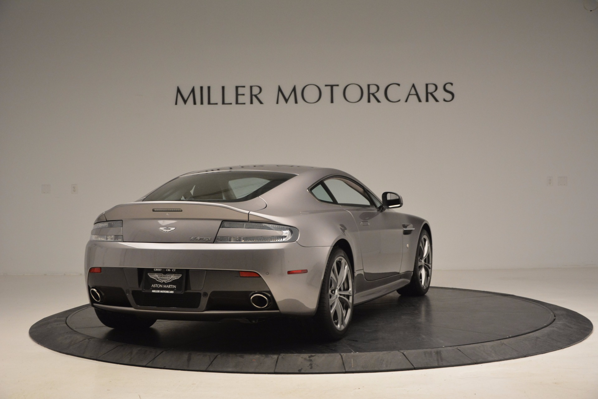 Used 2012 Aston Martin V12 Vantage  For Sale 0 In Greenwich, CT