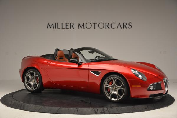 Used 2009 Alfa Romeo 8C Competizione Spider for sale Call for price at Aston Martin of Greenwich in Greenwich CT 06830 10