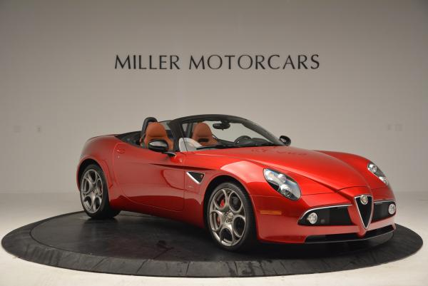 Used 2009 Alfa Romeo 8C Competizione Spider for sale Call for price at Aston Martin of Greenwich in Greenwich CT 06830 11