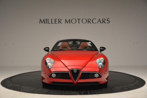 Used 2009 Alfa Romeo 8C Competizione Spider for sale Call for price at Aston Martin of Greenwich in Greenwich CT 06830 12
