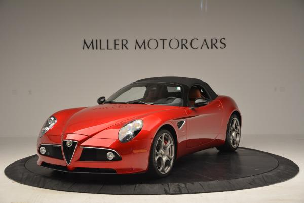 Used 2009 Alfa Romeo 8C Competizione Spider for sale Call for price at Aston Martin of Greenwich in Greenwich CT 06830 13