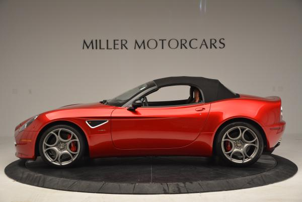 Used 2009 Alfa Romeo 8C Competizione Spider for sale Call for price at Aston Martin of Greenwich in Greenwich CT 06830 15
