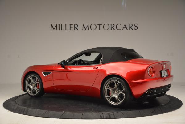 Used 2009 Alfa Romeo 8C Competizione Spider for sale Call for price at Aston Martin of Greenwich in Greenwich CT 06830 16