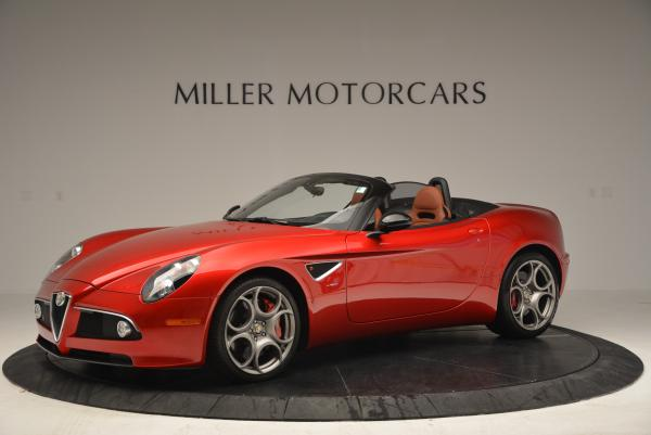 Used 2009 Alfa Romeo 8C Competizione Spider for sale Call for price at Aston Martin of Greenwich in Greenwich CT 06830 2