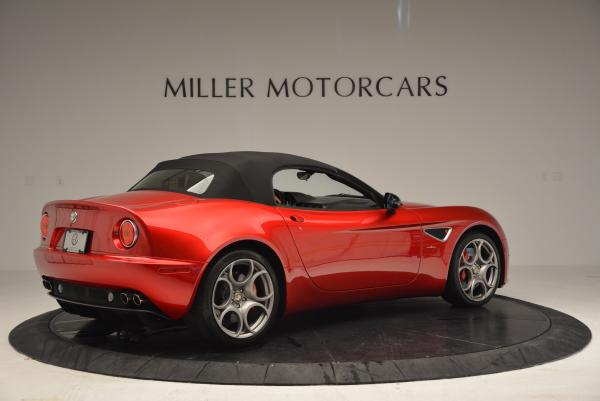 Used 2009 Alfa Romeo 8C Competizione Spider for sale Call for price at Aston Martin of Greenwich in Greenwich CT 06830 20