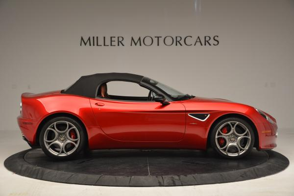 Used 2009 Alfa Romeo 8C Competizione Spider for sale Call for price at Aston Martin of Greenwich in Greenwich CT 06830 21