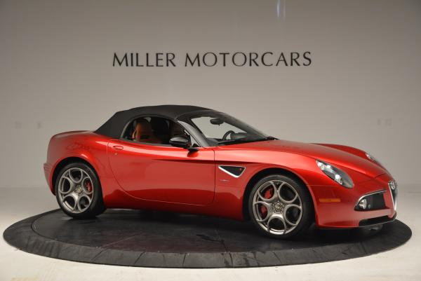 Used 2009 Alfa Romeo 8C Competizione Spider for sale Call for price at Aston Martin of Greenwich in Greenwich CT 06830 22