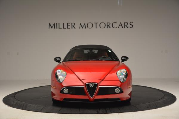 Used 2009 Alfa Romeo 8C Competizione Spider for sale Call for price at Aston Martin of Greenwich in Greenwich CT 06830 24