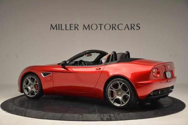 Used 2009 Alfa Romeo 8C Competizione Spider for sale Call for price at Aston Martin of Greenwich in Greenwich CT 06830 4