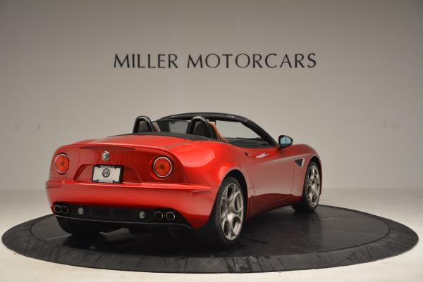 Used 2009 Alfa Romeo 8C Competizione Spider for sale Call for price at Aston Martin of Greenwich in Greenwich CT 06830 7