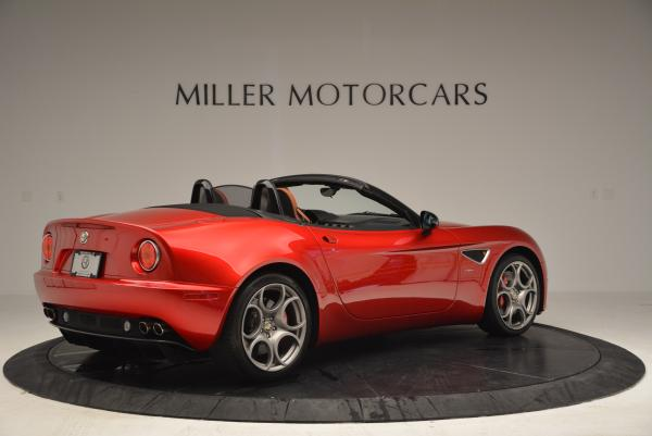 Used 2009 Alfa Romeo 8C Competizione Spider for sale Call for price at Aston Martin of Greenwich in Greenwich CT 06830 8