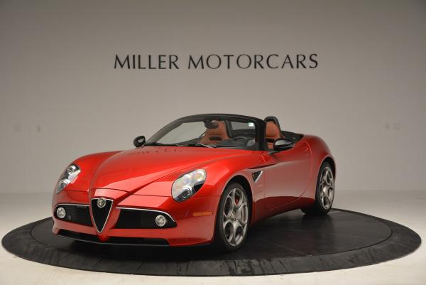 Used 2009 Alfa Romeo 8C Competizione Spider for sale Call for price at Aston Martin of Greenwich in Greenwich CT 06830 1