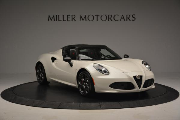 New 2015 Alfa Romeo 4C Spider for sale Sold at Aston Martin of Greenwich in Greenwich CT 06830 11