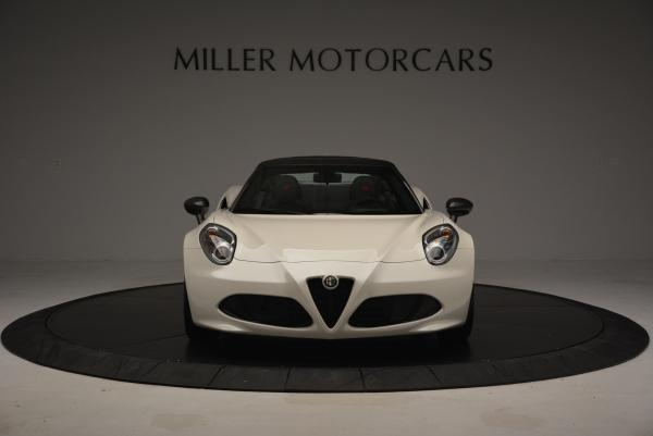 New 2015 Alfa Romeo 4C Spider for sale Sold at Aston Martin of Greenwich in Greenwich CT 06830 12
