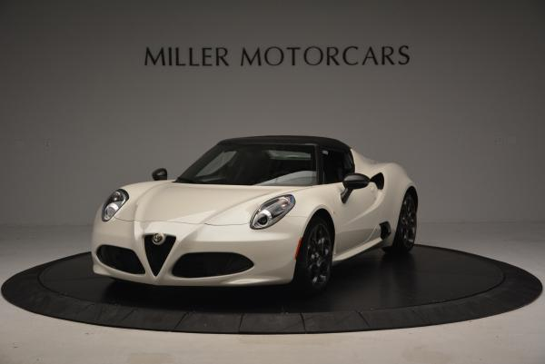 New 2015 Alfa Romeo 4C Spider for sale Sold at Aston Martin of Greenwich in Greenwich CT 06830 13