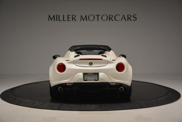 New 2015 Alfa Romeo 4C Spider for sale Sold at Aston Martin of Greenwich in Greenwich CT 06830 18