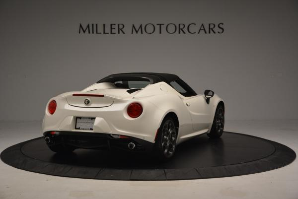 New 2015 Alfa Romeo 4C Spider for sale Sold at Aston Martin of Greenwich in Greenwich CT 06830 19