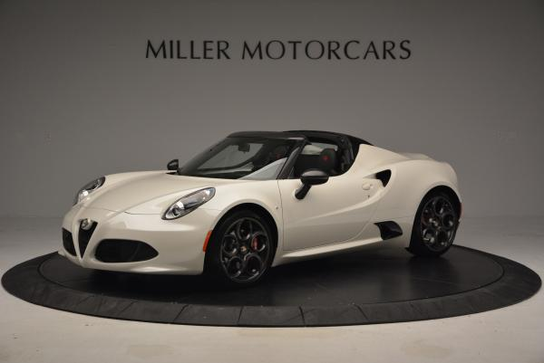 New 2015 Alfa Romeo 4C Spider for sale Sold at Aston Martin of Greenwich in Greenwich CT 06830 2