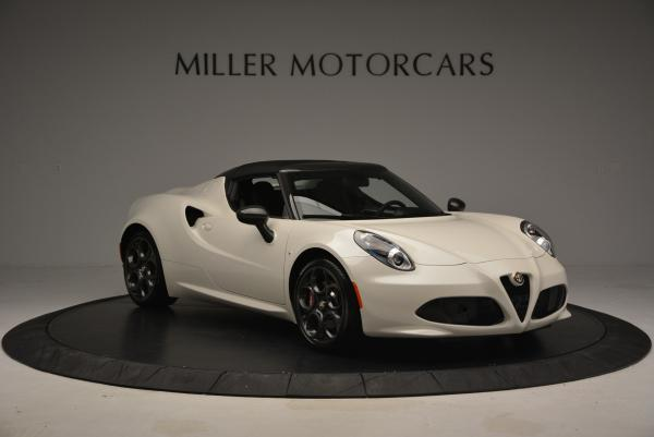 New 2015 Alfa Romeo 4C Spider for sale Sold at Aston Martin of Greenwich in Greenwich CT 06830 23