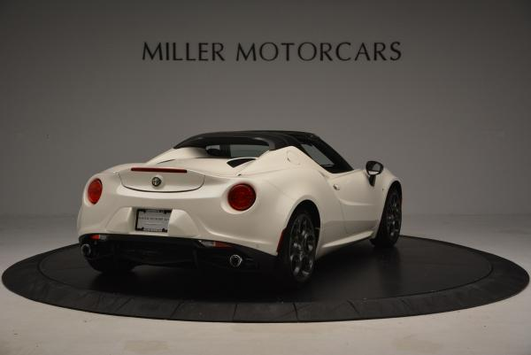New 2015 Alfa Romeo 4C Spider for sale Sold at Aston Martin of Greenwich in Greenwich CT 06830 7
