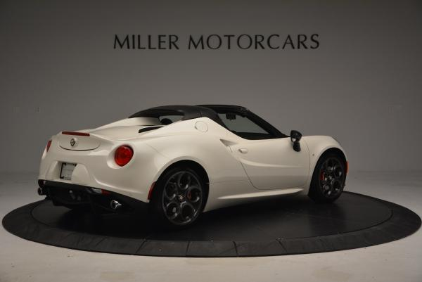 New 2015 Alfa Romeo 4C Spider for sale Sold at Aston Martin of Greenwich in Greenwich CT 06830 8