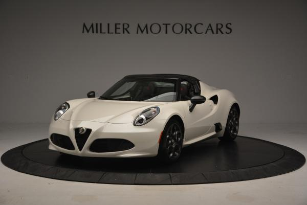 New 2015 Alfa Romeo 4C Spider for sale Sold at Aston Martin of Greenwich in Greenwich CT 06830 1