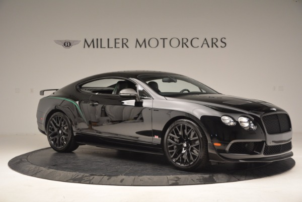 Used 2015 Bentley Continental GT GT3-R for sale Sold at Aston Martin of Greenwich in Greenwich CT 06830 10
