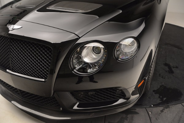 Used 2015 Bentley Continental GT GT3-R for sale Sold at Aston Martin of Greenwich in Greenwich CT 06830 14