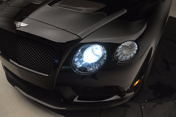 Used 2015 Bentley Continental GT GT3-R for sale Sold at Aston Martin of Greenwich in Greenwich CT 06830 19