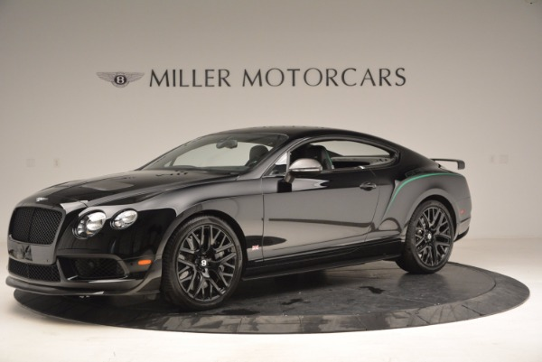 Used 2015 Bentley Continental GT GT3-R for sale Sold at Aston Martin of Greenwich in Greenwich CT 06830 2