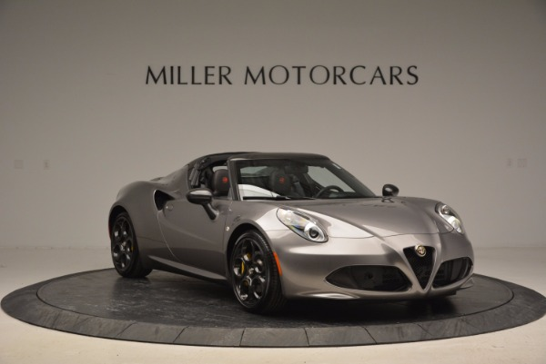 New 2016 Alfa Romeo 4C Spider for sale Sold at Aston Martin of Greenwich in Greenwich CT 06830 11