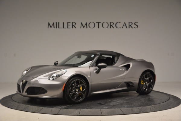 New 2016 Alfa Romeo 4C Spider for sale Sold at Aston Martin of Greenwich in Greenwich CT 06830 14