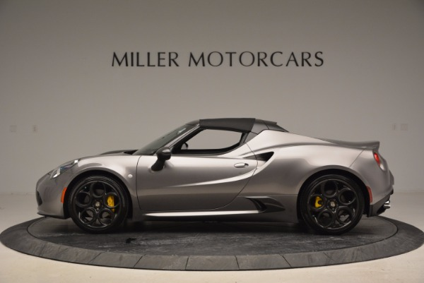 New 2016 Alfa Romeo 4C Spider for sale Sold at Aston Martin of Greenwich in Greenwich CT 06830 15